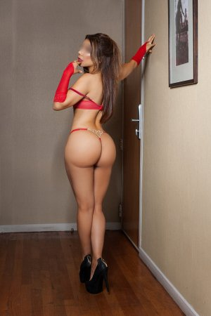 Melita shemale live escorts in Martinez