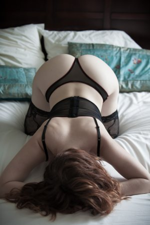 Wylene independent escorts in McKinleyville