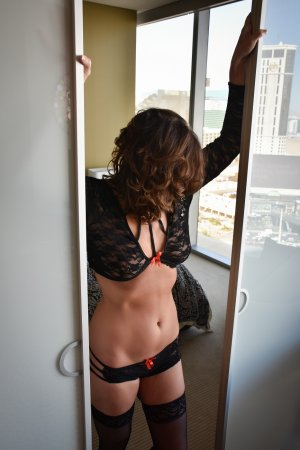 Krystie incall escorts